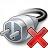 Plug Delete Icon 48x48