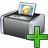 Printer 3 Add Icon 48x48