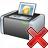 Printer 3 Delete Icon 48x48