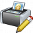Printer 3 Edit Icon 48x48