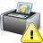 Printer 3 Warning Icon 48x48