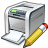 Printer Edit Icon 48x48