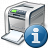 Printer Information Icon 48x48
