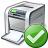 Printer Ok Icon 48x48