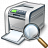 Printer View Icon 48x48
