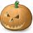 Pumpkin Halloween Icon 48x48