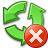 Recycle Error Icon 48x48