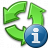 Recycle Information Icon 48x48