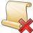 Scroll 2 Delete Icon 48x48