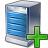 Server Add Icon 48x48