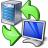 Server Client Exchange Icon 48x48