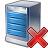 Server Delete Icon 48x48