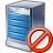Server Forbidden Icon 48x48