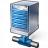 Server Network Icon 48x48