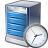 Server Time Icon 48x48