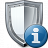 Shield Information Icon 48x48