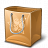 Shopping Bag Empty Icon 48x48