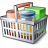Shopping Basket Icon 48x48