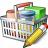 Shopping Basket Edit Icon 48x48