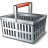 Shopping Basket Empty Icon 48x48