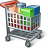 Shopping Cart Icon 48x48