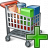 Shopping Cart Add Icon 48x48