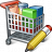 Shopping Cart Edit Icon 48x48