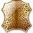 Skin Leopard Icon 48x48