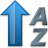 Sort Az Ascending 2 Icon 48x48
