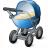 Stroller Icon 48x48