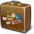 Suitcase 2 Icon 48x48