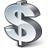 Symbol Dollar Icon 48x48