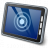 Tablet Computer Touch Icon 48x48