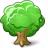 Tree Icon 48x48