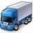 Truck Blue Icon 48x48