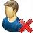 User Delete Icon 48x48