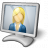 Video Chat 2 Icon 48x48