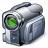 Videocamera Icon 48x48