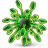 Virus Icon 48x48