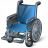 Wheelchair Icon 48x48