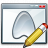 Window Application Edit Icon 48x48