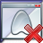 Window Application Enterprise Delete Icon 48x48