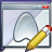 Window Application Enterprise Edit Icon 48x48