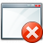 Window Error Icon 48x48