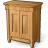 Wooden Cabinet Icon 48x48