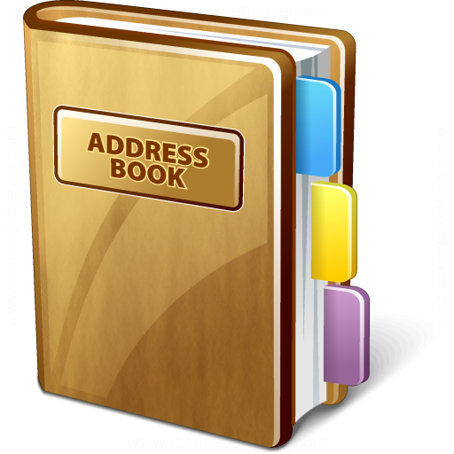 Address Book 2 Icon