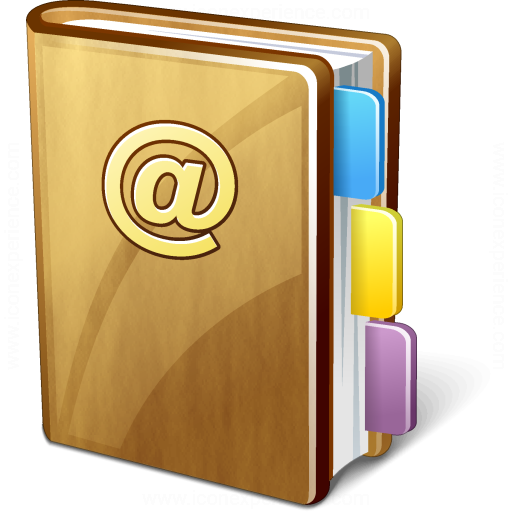 Address Book 3 Icon