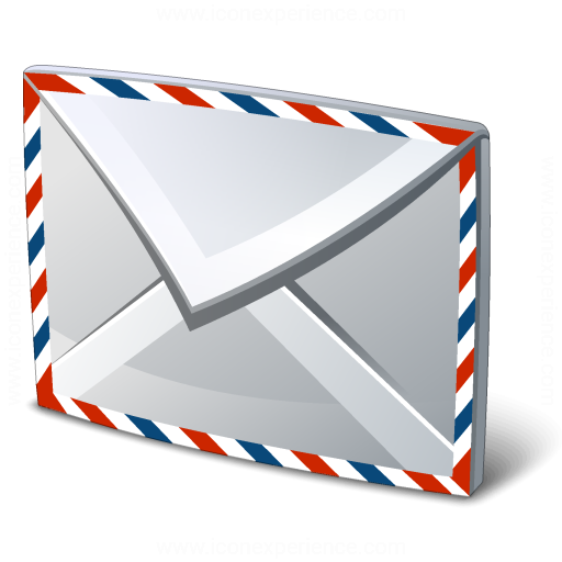 Airmail Closed Icon