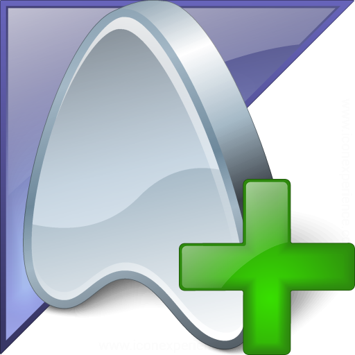 Application Enterprise Add Icon