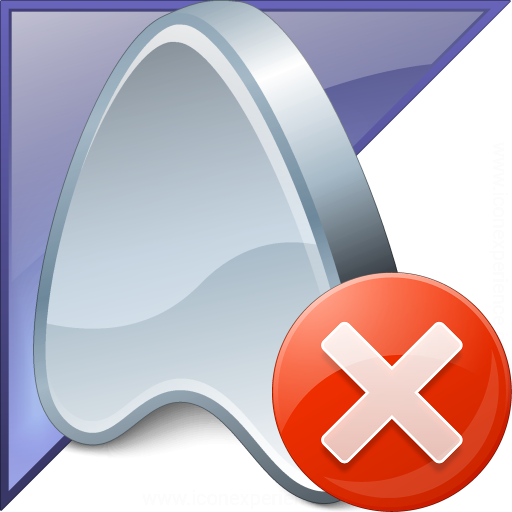 Application Enterprise Error Icon